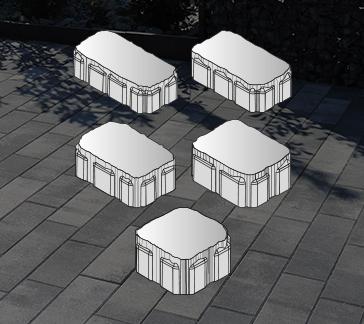 image de Pavés multiformats